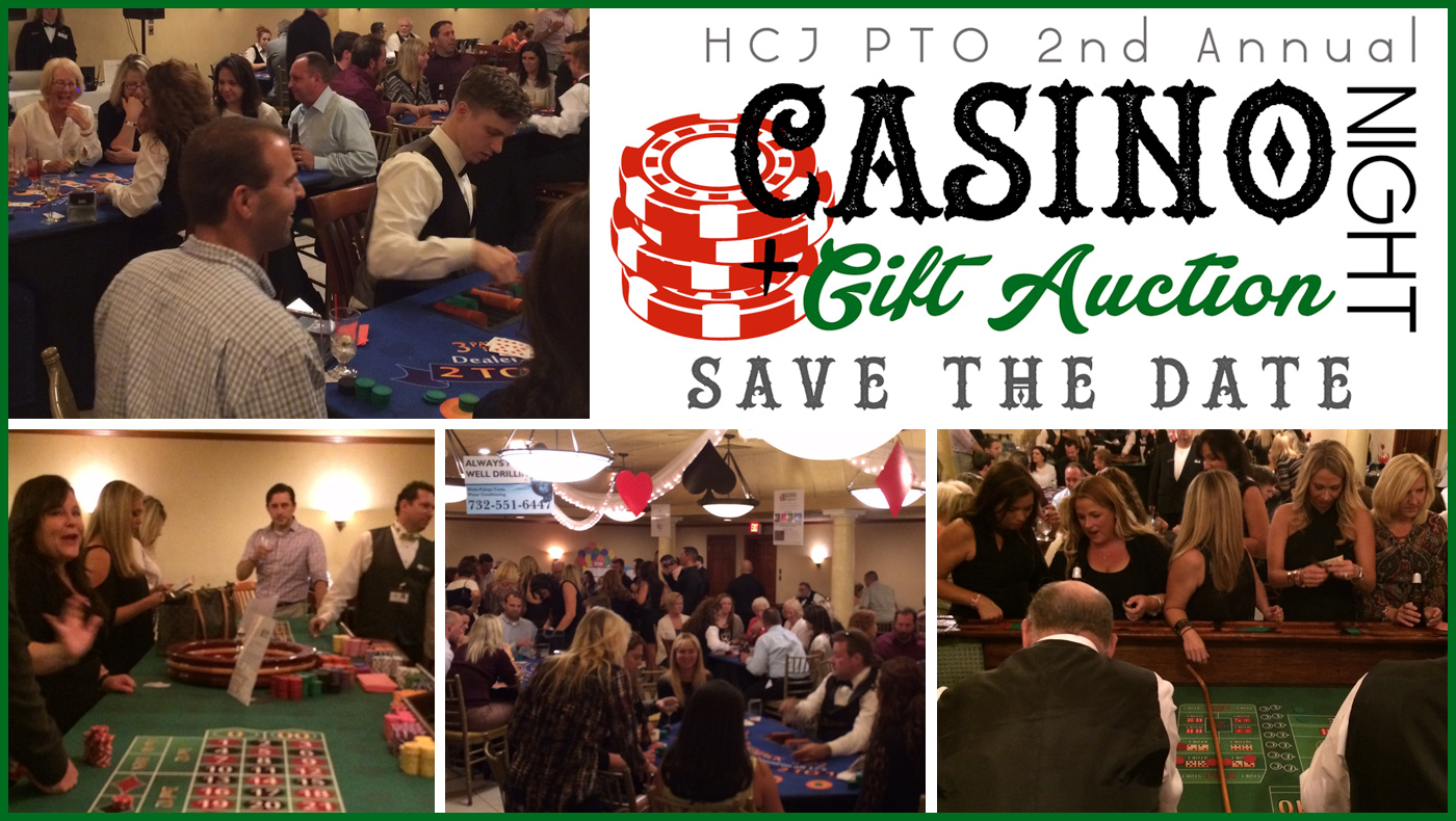 Save the Date for Casino Night 2016!