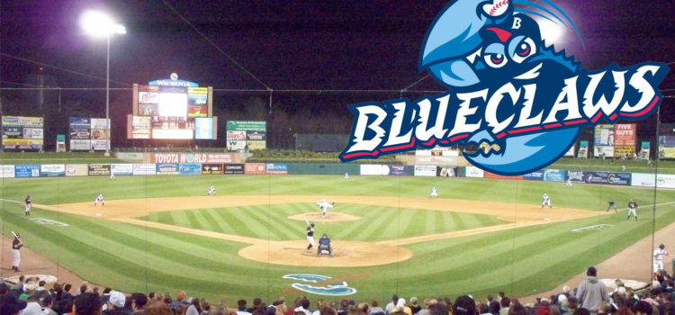 Blue Claws Night Ticket Form Now Available!