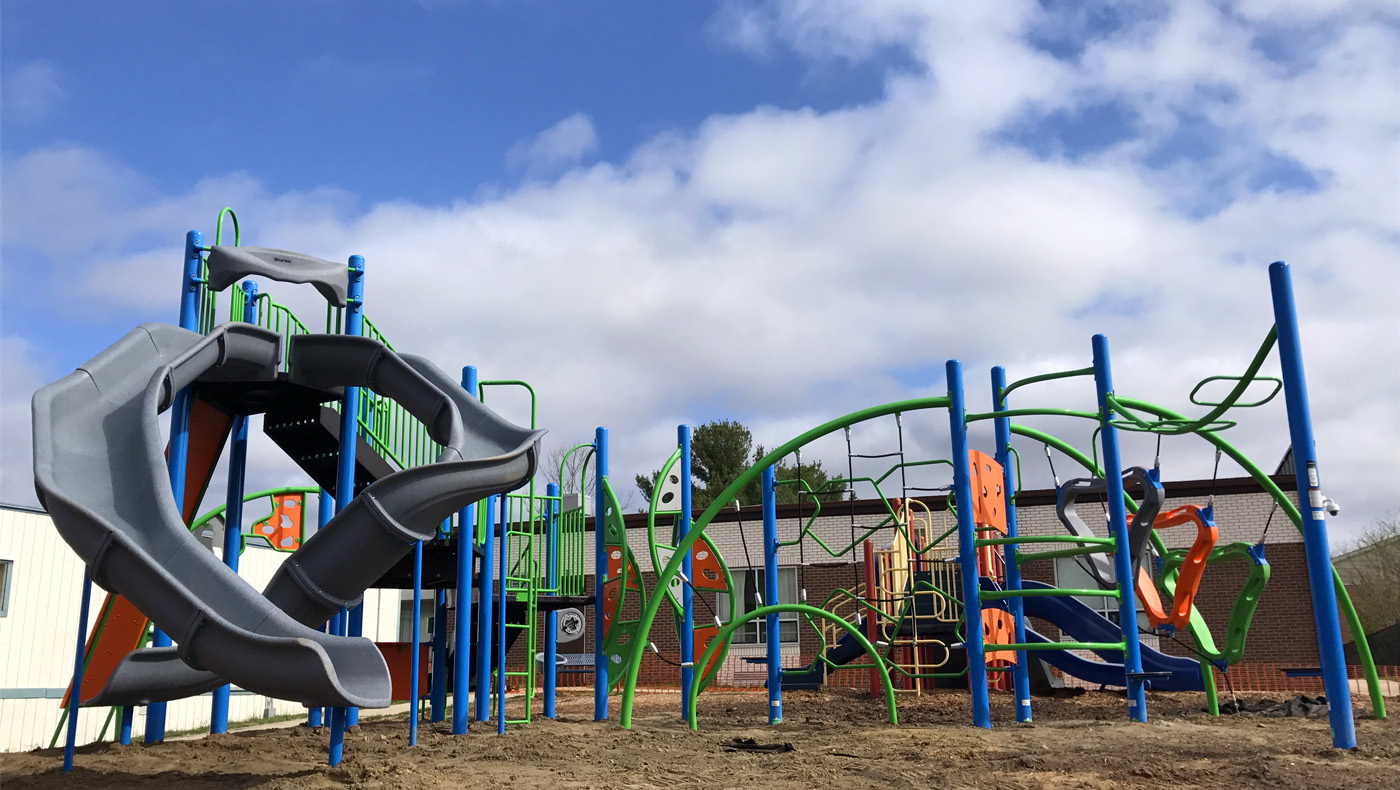 The New Playground is Here!